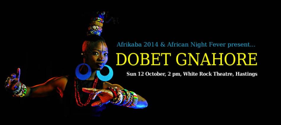 AfriKàBa Festival, October 2014