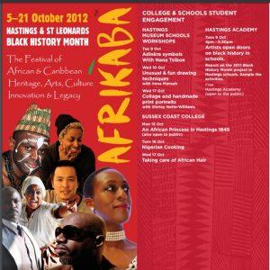 Afrikaba 2012 Brochure